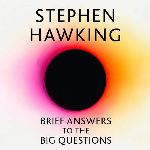 『Brief Answers to the Big Questions』のカバーアート