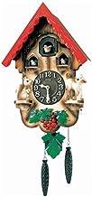 Rhythm Cuckoo Clock,Night Sensor,Made In Japan 4MJ418-R06