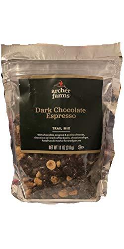 Trail Mix, Dark Chocolate Espresso by Archer Farms 11 oz