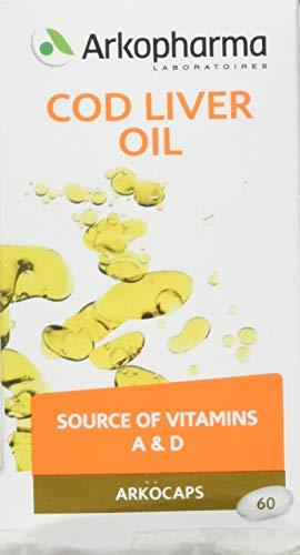 Arkofarm Olio di Fegato di Merluzzo - 500 g