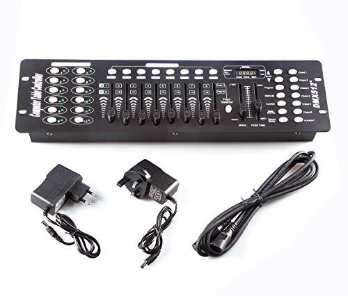 Dmx-Konsole, 192CH Dmx512-Konsole, Controller-Panel Verwenden Sie zum Bearbeiten von Program Of Stage Lighting Runing