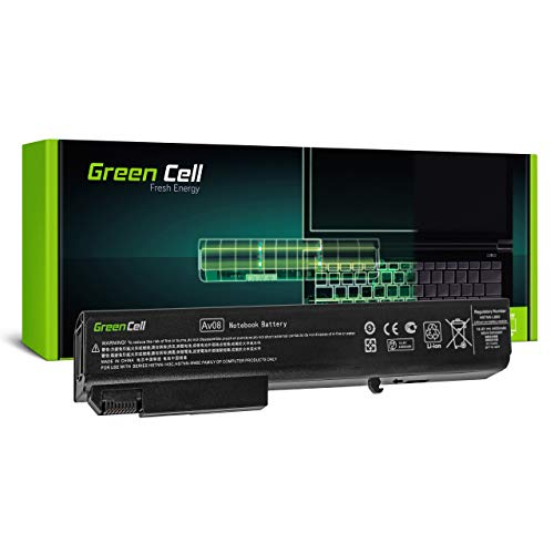 Green Cell 458274-001 458274-341 458274-361 458274-421 458274-441 484788-001 493976-001 501114-001 HSTNN-I43C HSTNN-LB60 HSTNN-OB60 HSTNN-W46C Battery for HP Laptop (4400mAh 14.8V Black)