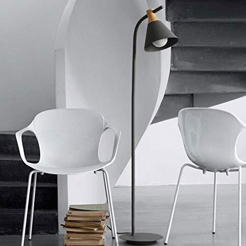 Lampadaires- Macarons de couleur nordique lampadaire moderne minimaliste créative chaleureuse lampe de chevet étude de chevet verticale lampe de table taille: 132 cm * 20 cm