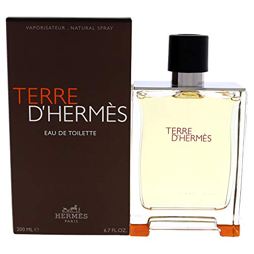 Hermes Terre D'Hermes Pure Parfum Spray 200ml 6.7oz