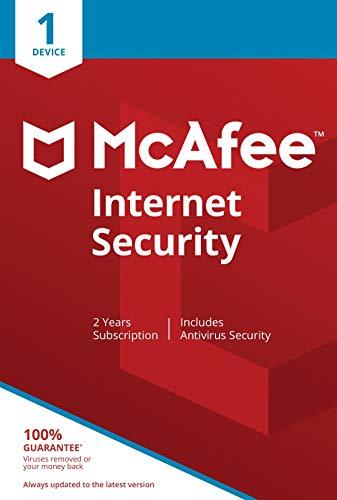 McAfee Internet Security 01-Device EDU - 24 Months 2020 1 1...