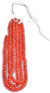 Jewel Beads Natural Beautiful jewellery Carnelian Plain Beads 8 mm to 10 mm Sold per 8-inch strandCode:- BB-13442
