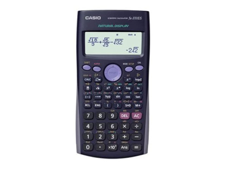 売るどれアサートカシオ関数電卓 FX-370ES-N