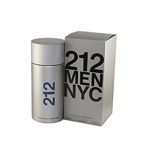CAROLINA HERRERA S0507126 Perfume Para Hombre, Agua De Tocador, 200 ml