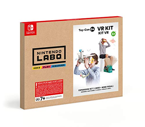Nintendo Labo: Kit VR – Set di espansione 2 - - Nintendo Switch