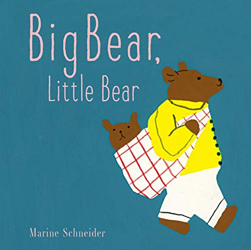 Big Bear, Little Bear (English Edition)
