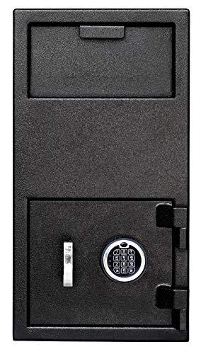 Templeton Large Depository Safe - Electronic Keypad Combination with Key Backup, 1.4 CBF