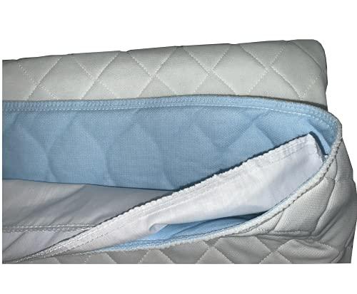 Empapador cama con alas reutilizable 400 lavados 4,5l