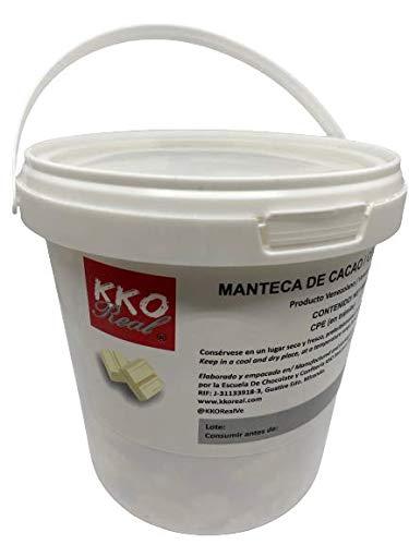 KKO REAL - Manteca de Cacao ( 600 Gr.)