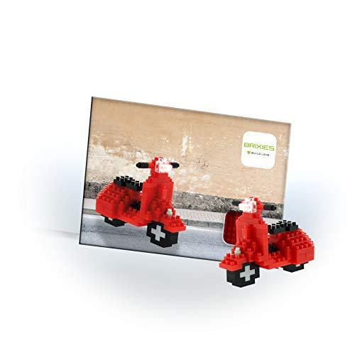 Brixies 220055 Karte Motorroller