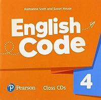 English Code British 4 Class CDs