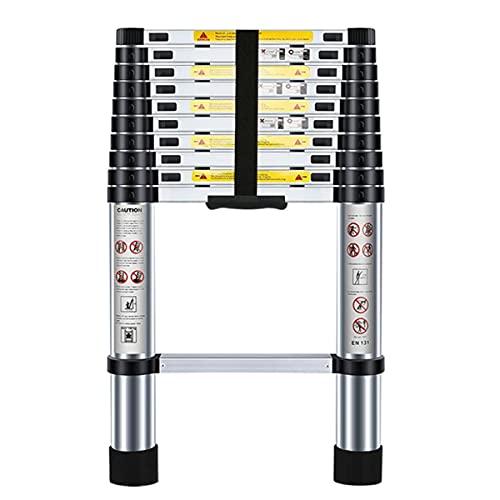 Nestling® Multi-Purpose Folding Extensionable Aluminium Telescopic Ladder