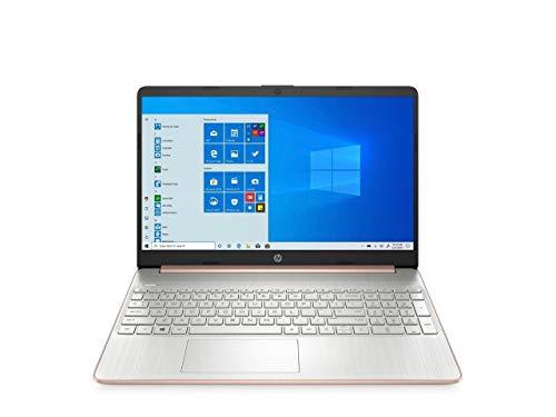 HP 15-dy0015ds 15.6' Micro-Edge Laptop Intel Celeron N4000 4GB 256GB Webcam Windows 10 (Renewed)