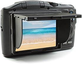 محافظ صفحه نمایش LCD Sun Shade 3 اینچ با هود پاپ آپ و طراحی تاشو برای از بین بردن تابش خیره کننده - سازگار با Canon ، Sony ، Fujifilm ، Nikon و دوربین های دارای 3 صفحه نمایش اینچ