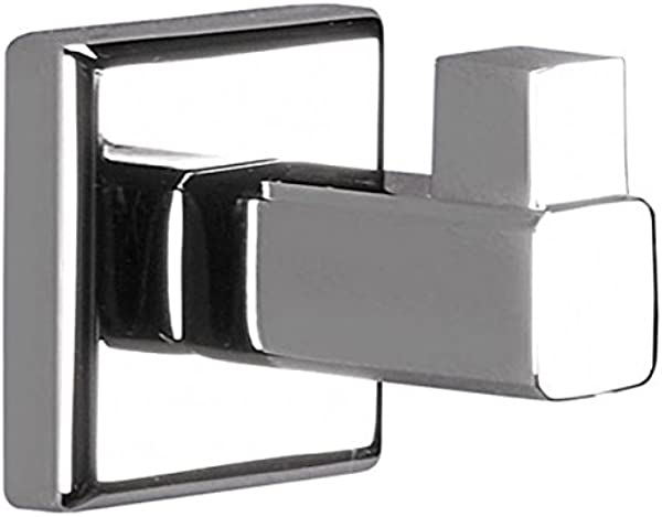 Gedy 6926 13 Bathroom Hook 0 26 L X 1 6 W Chrome