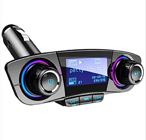 fm player for cars Car MP3 Music Player Bluetooth Handsfree Car Kit Bluetooth Car MP3 Player Hands-Free Bluetooth Car Kit FM Transmitter TF MP3 Player USB Charger