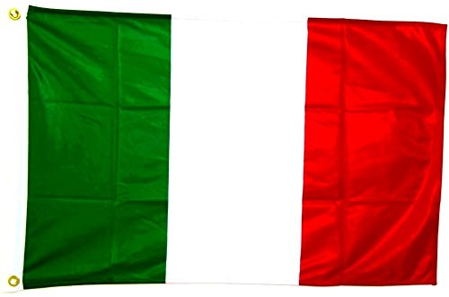 Fahne Flagge Italien 30 x 45 cm [Misc.]