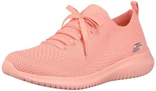 Skechers Damen 13098-CRL_36 Sneakers, pink, EU
