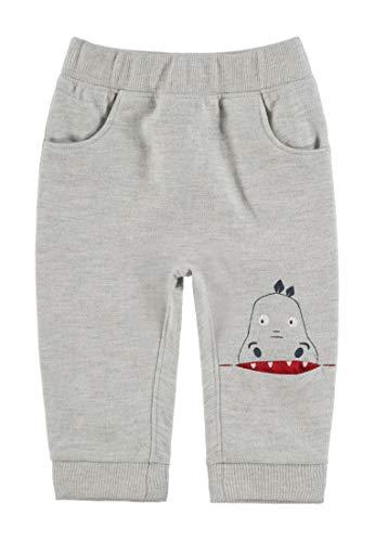 TOM TAILOR Sweat Pants Pantalon, Beige (Lunar Rock Melange Beige 8439), 62 cm Bébé garçon