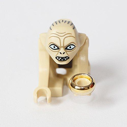 LEGO Der Herr der Ringe / Hobbit Minifigur : GOLLUM mit Ring (79000)