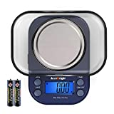 Best Pocket Scales - AccuWeight 255 Mini Digital Weight Scale for School Review