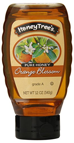 HoneyTree's Honey, Orange Blossom, 12 Ounce