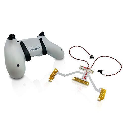 PS4 Controller Remap Board Board Easy Remapper V1 DIY Kit avec pagaies Smooth prêtes à être soudées