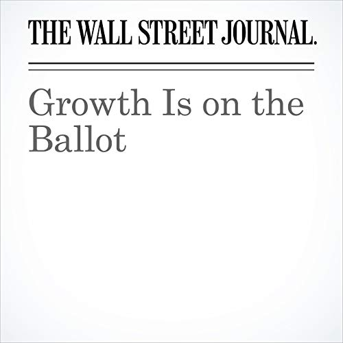 Growth Is on the Ballot copertina