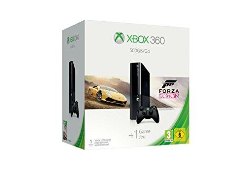 Xbox 360 500GB Console - Forza Horizon 2 Bundle [Importación Inglesa]