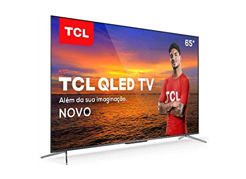 """TCL Qled tv 65"""" C715 4k UHD Android TV Dolby Vision"""