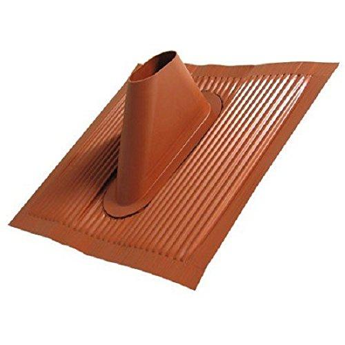 Alu-Dachziegel zur Montage vom Dach-Antennenmast, Ziege