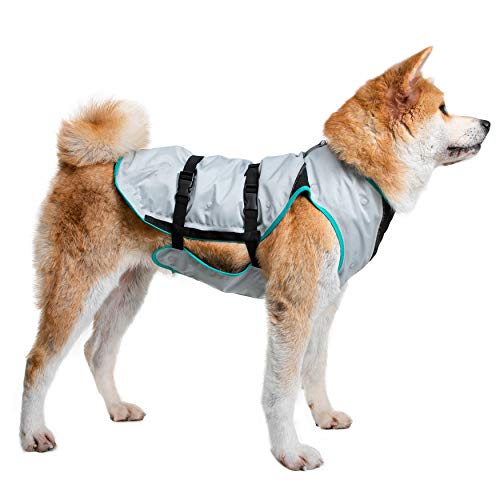 Suitical Dry Cooling Vest Dog, Extra Small, Silver