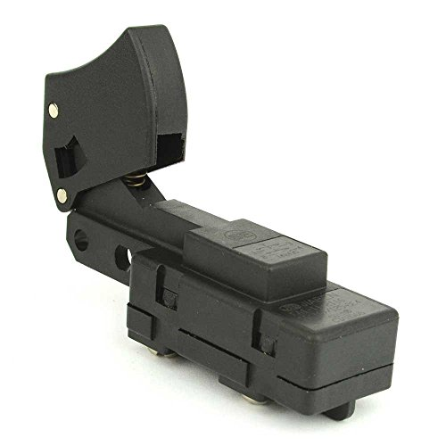 Superior Electric SW77 Aftermarket 20 Amp Trigger On-Off Switch Replaces Skil 2610321608, Ryobi & Ridgid 760245002