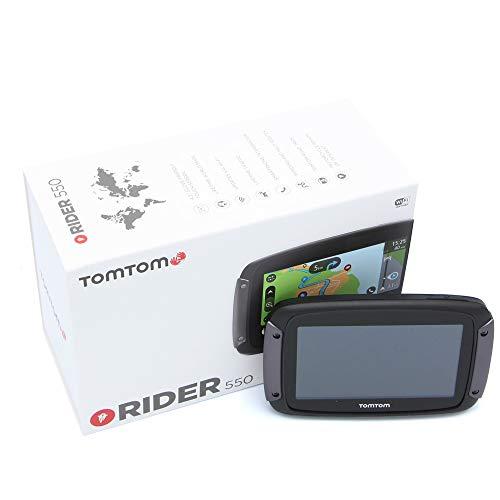 TomTom TomTom Motorrad-Navigationsgerät, Motorrad-Navi Rider 550 Bild