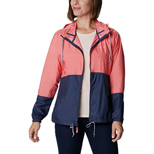 Columbia Flash Forward Cortavientos, Mujer, Salmon/ Nocturnal, L