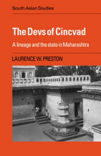 The Devs of Cincvad: A Lineage and the State in Maharashtra