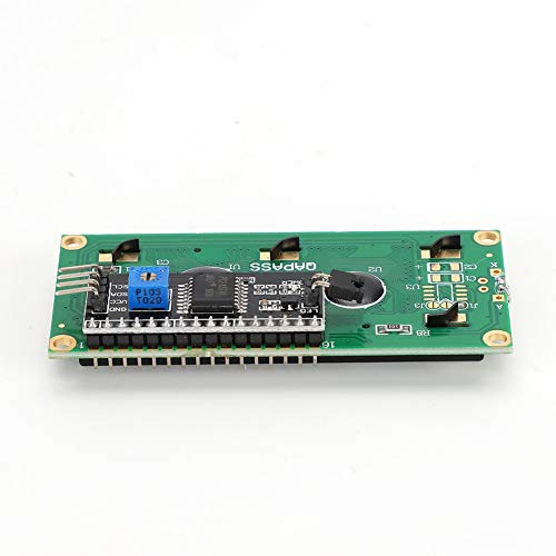 BALITY Módulo LCD HW-060A, Chipset Profesional Módulo LCD Módulo LCD Cortes Precisos E Interfaces Posición De Montaje Y Módulo LCD Fácil De Instalar para LCD