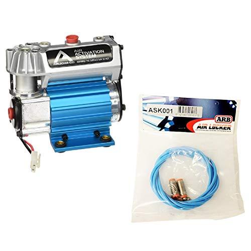 ARB CKSA12 ASK001 On-Board High Performance 12 Volt Air Compressor