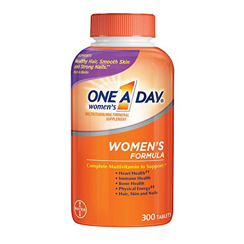 One-A-Day Women's Formula Complete Multivitamin 300 Tablets