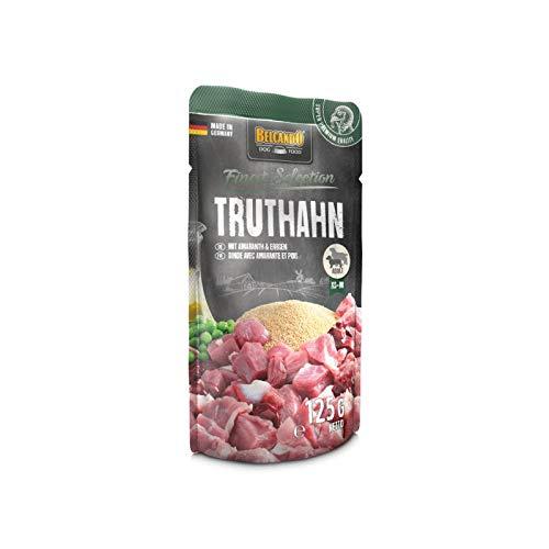 Belcando Truthahn mit Amaranth & Erbsen 12 x 125g