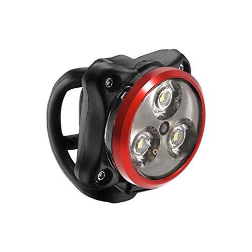 Lezyne Zecto Drive Luz LED Delantera, Rojo, Talla Única