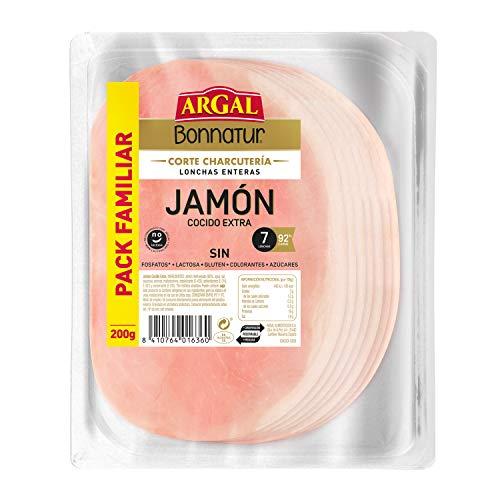 Argal Jamon Cocido 200 g