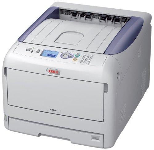 OKI C841n LED Farblaserdrucker (A3/A4, 1200 x 1200 DPI)