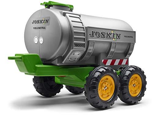 Falk 943JK - Remolque Cisterna Joskin con Grifo y esparcidor, a Partir de 3 años, Fabricado en Francia, Capacidad 30 litros