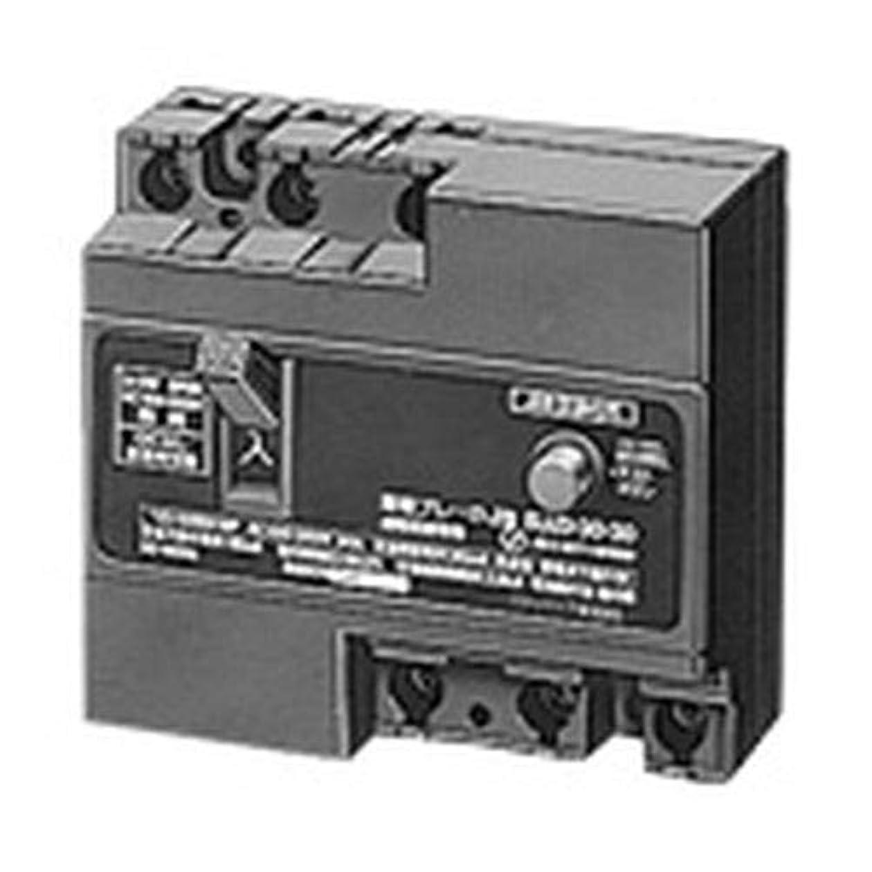消化証明する可決パナソニック 漏電ブレーカJ型 3P0E 30A 30mA BJJ33030