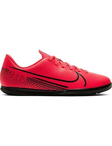 Nike Vapor 13 Club Ic, Zapatillas De Fútbol Unisex Niños, Laser Crimson/Black/Laser Crim, 34 Eu
